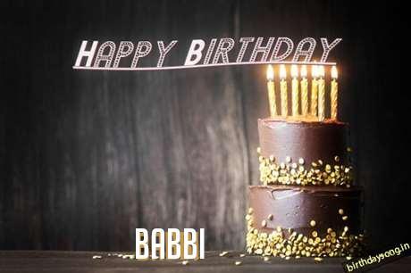 Birthday Images for Babbi