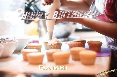 Babbi Birthday Celebration