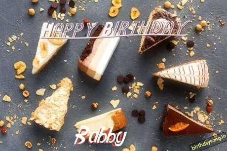 Happy Birthday Babby