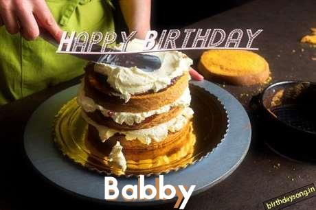 Happy Birthday to You Babby