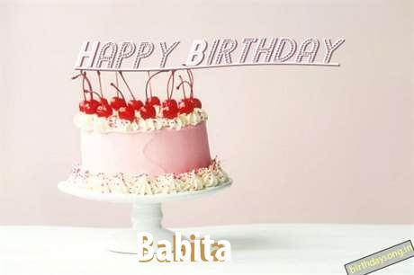 Happy Birthday to You Babita