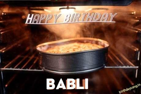 Happy Birthday Babli