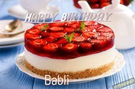 Babli Birthday Celebration