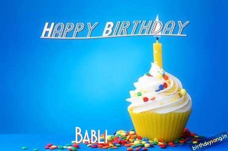 Babli Cakes