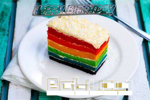 Happy Birthday Babloo Cake Image