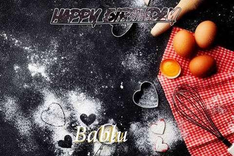 Birthday Images for Bablu