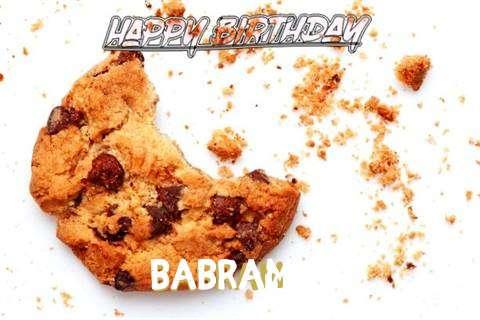 Babram Cakes