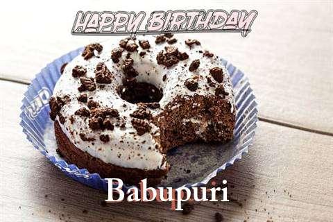Happy Birthday Babupuri