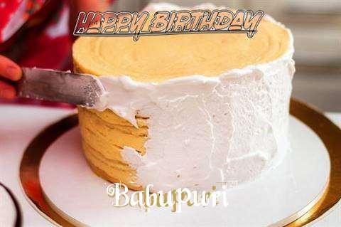 Birthday Images for Babupuri