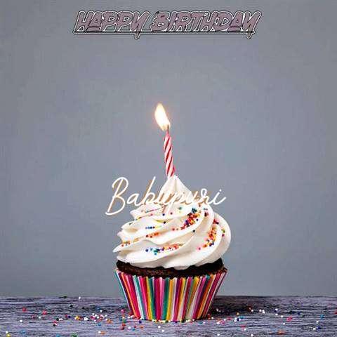 Happy Birthday to You Babupuri