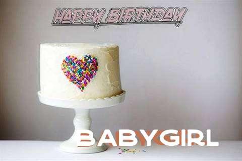 Babygirl Cakes