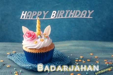 Happy Birthday Badarjahan