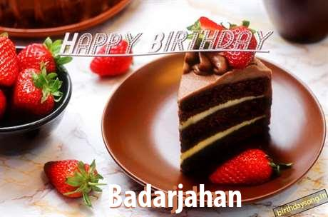 Birthday Images for Badarjahan