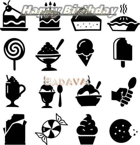 Happy Birthday Badava