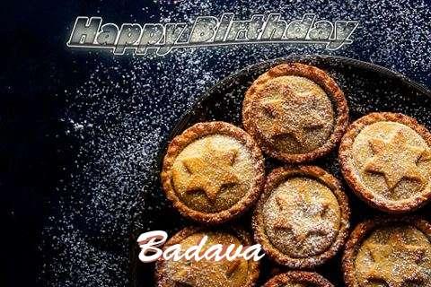 Happy Birthday Wishes for Badava
