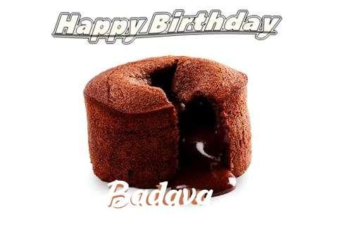 Badava Cakes