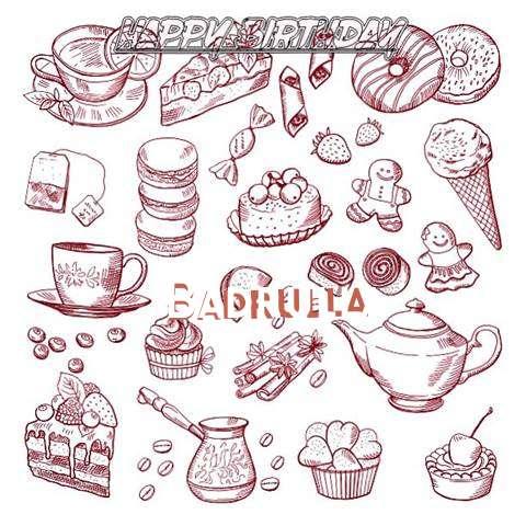 Happy Birthday Wishes for Badrulla