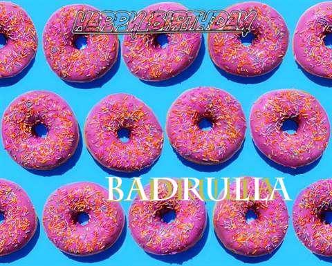 Wish Badrulla