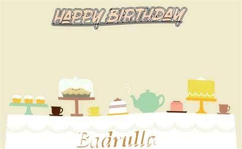 Badrulla Cakes