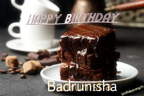 Badrunisha Birthday Celebration