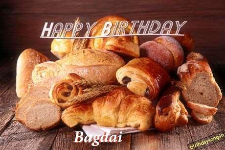 Happy Birthday to You Bagdai
