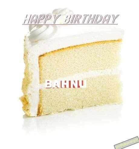 Happy Birthday Bahnu