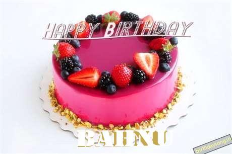 Wish Bahnu