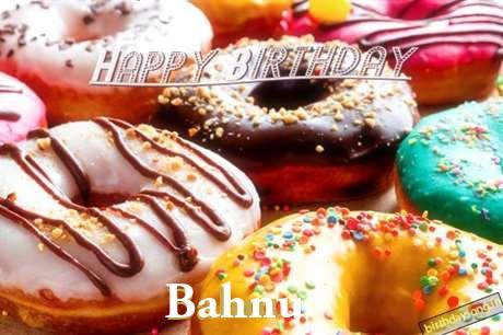 Happy Birthday Cake for Bahnu