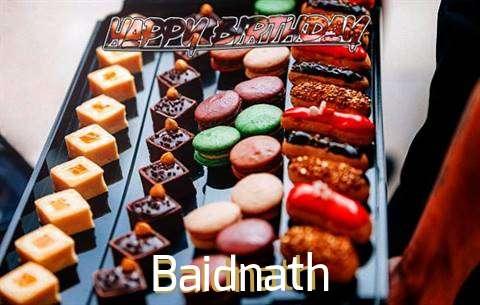 Happy Birthday Baidnath