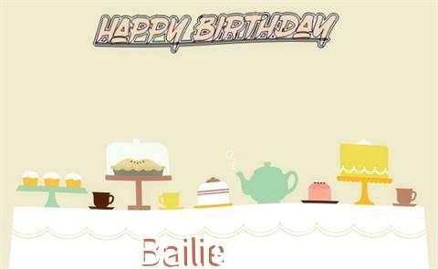 Bailie Cakes