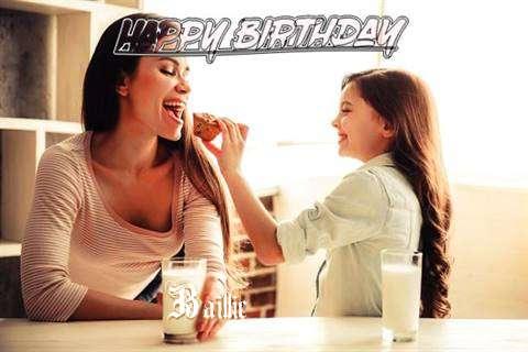Baillie Birthday Celebration