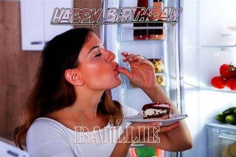 Happy Birthday to You Baillie
