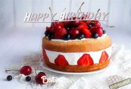 Birthday Images for Baita