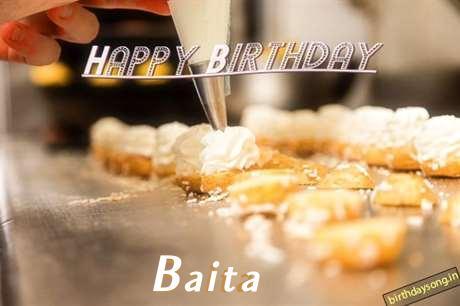 Baita Birthday Celebration