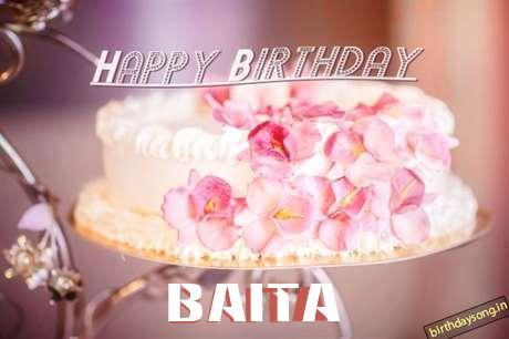 Happy Birthday Wishes for Baita