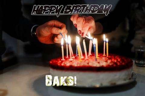 Baksi Cakes