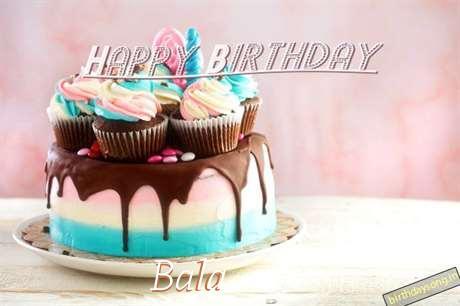 Happy Birthday Bala