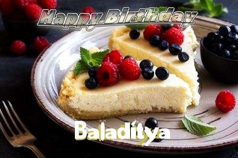 Happy Birthday Wishes for Baladitya