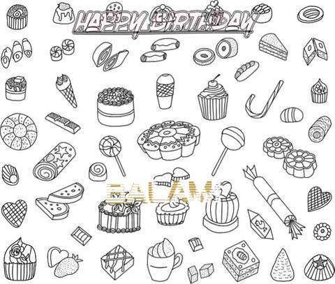 Balam Cakes