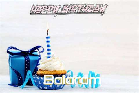 Birthday Wishes with Images of Balaram