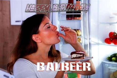 Happy Birthday to You Balbeer