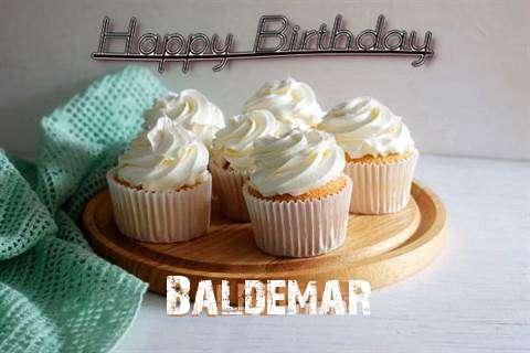 Happy Birthday Baldemar