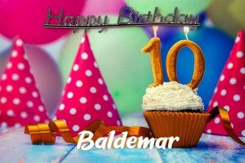 Birthday Images for Baldemar