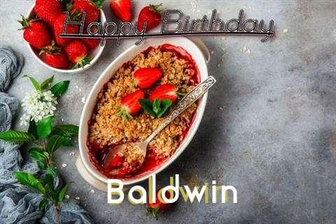 Birthday Images for Baldwin