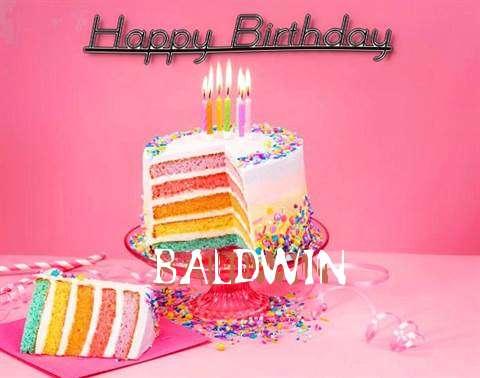 Baldwin Birthday Celebration