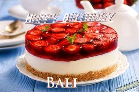 Bali Birthday Celebration