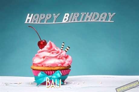 Happy Birthday to You Bali