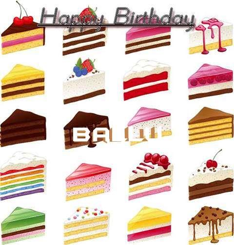 Birthday Images for Ballu