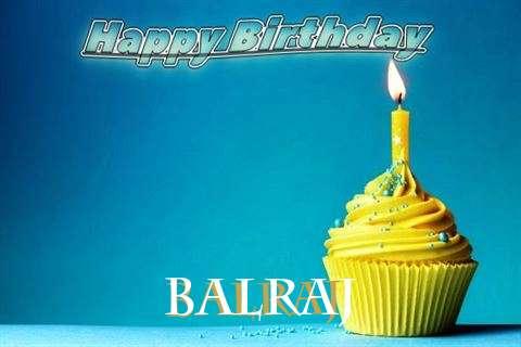 Birthday Images for Balraj