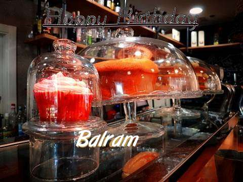 Happy Birthday Wishes for Balram